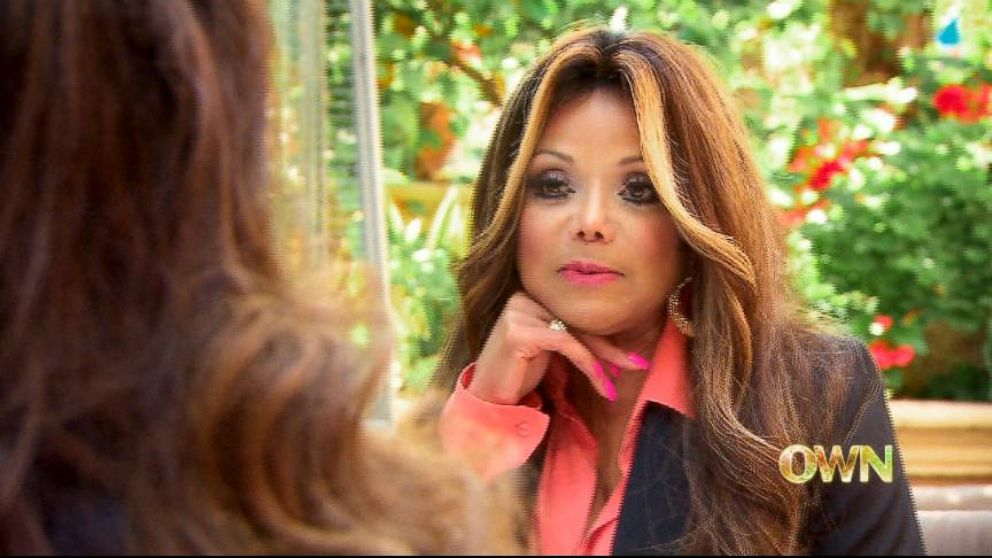 VIDEO: Latoya Jackson Shows Off Engagement Ring