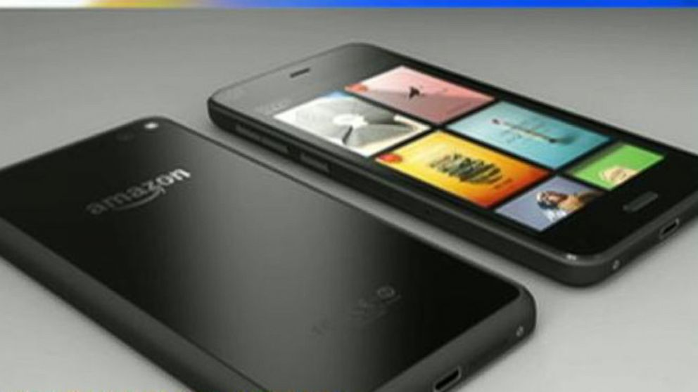 VIDEO: Amazon Reveals 3D Smartphone