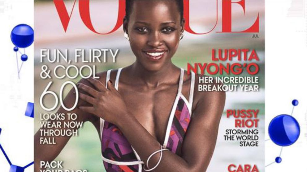 VIDEO: Lupita Nyongo Is Vogues Newest Cover Girl