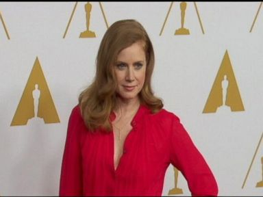 VIDEO: Amy Adams Gives First Class Seat to US Serviceman