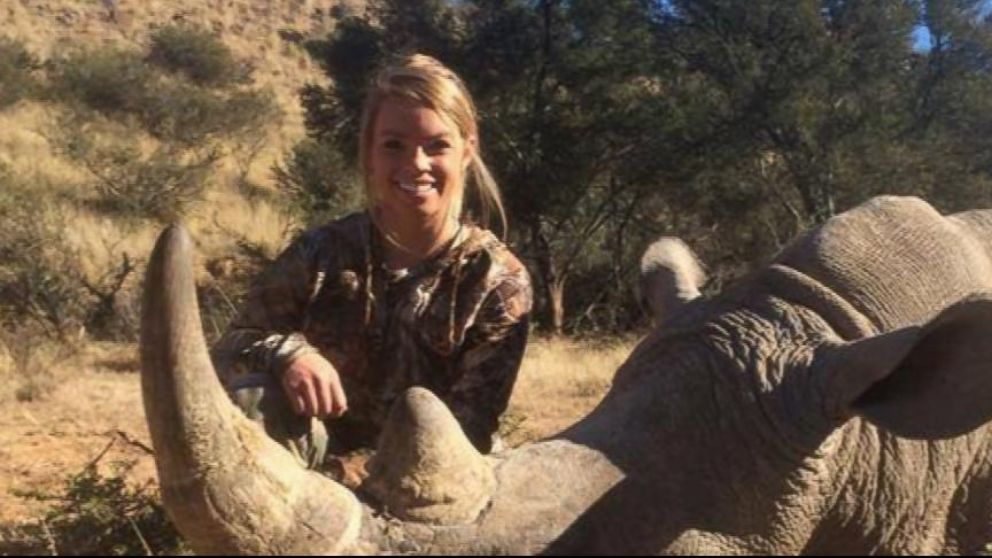 Texas Tech Cheerleader Criticized For Hunting Photos Video