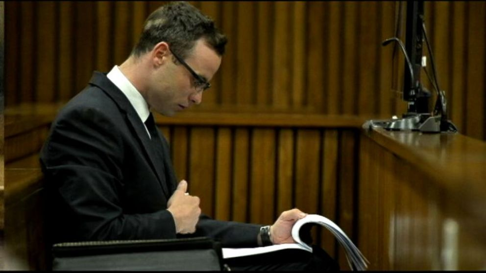 VIDEO: Final Testimony in Oscar Pistorius Murde