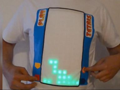 Playable Tetris T-Shirt Is Perfect for Throwback Thursday