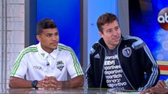 VIDEO: Deandre Yedlin and Matt Besler on Team USAs incredible performance at the World Cup.