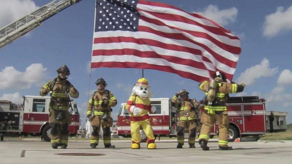 Gma 39 S 5 Alarm Firefighters Challenge Mcallen Texas