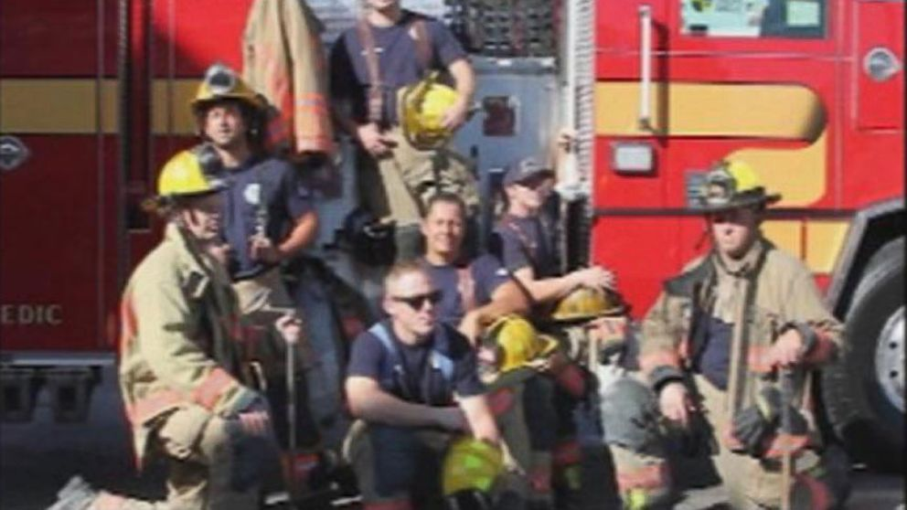 Gma S 5 Alarm Firefighters Challenge Las Vegas Fire And