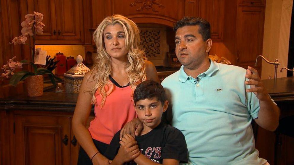 Buddy valastro family now