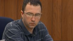 VIDEO: Andy Brown is accused of killing his boss after allegedly stealing money.