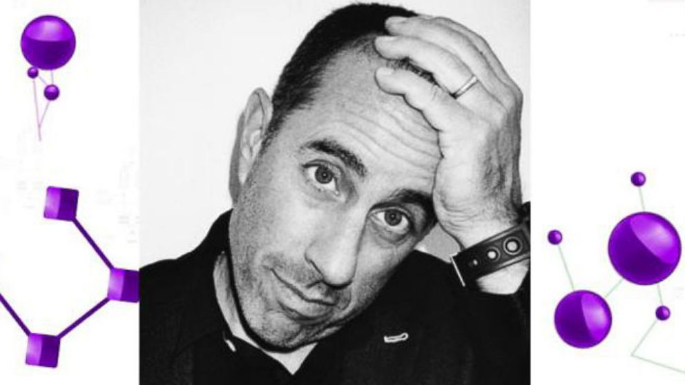 VIDEO: Jerry Seinfeld Makes Modeling Debut