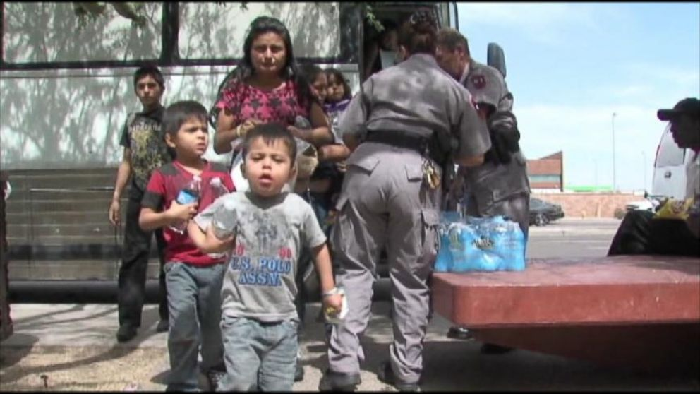 VIDEO: Thousands of unaccompanied children are crossing the border without going through proper medical screening.