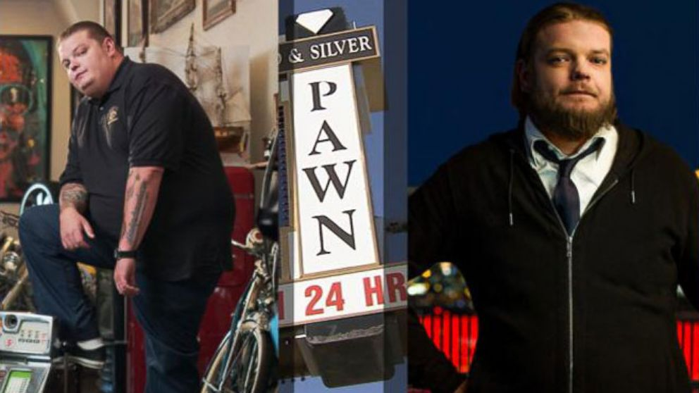 Pawn Stars Corey Harrison S Dramatic Weight Loss Video