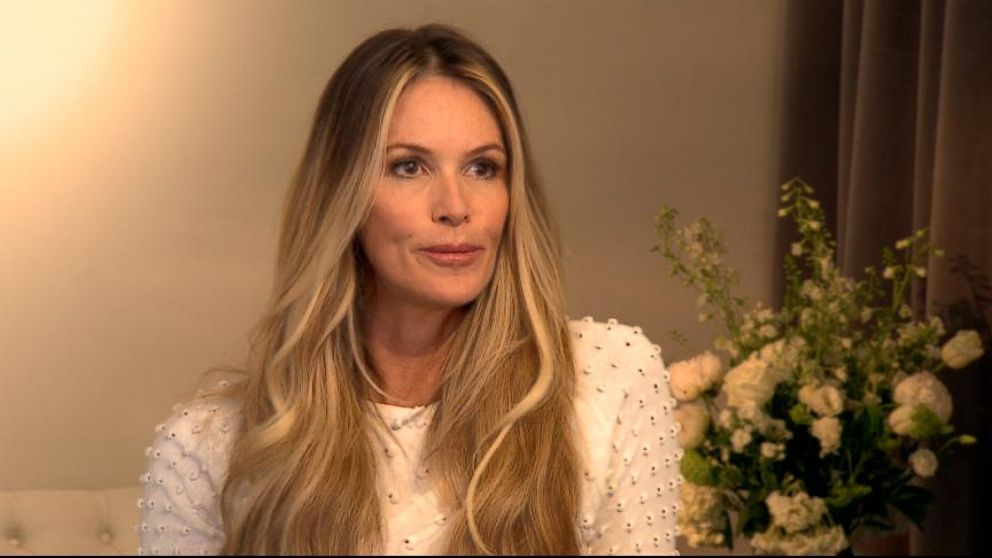 Good Morning America Beauty Tips : Elle macpherson interview supermodel reveals diet