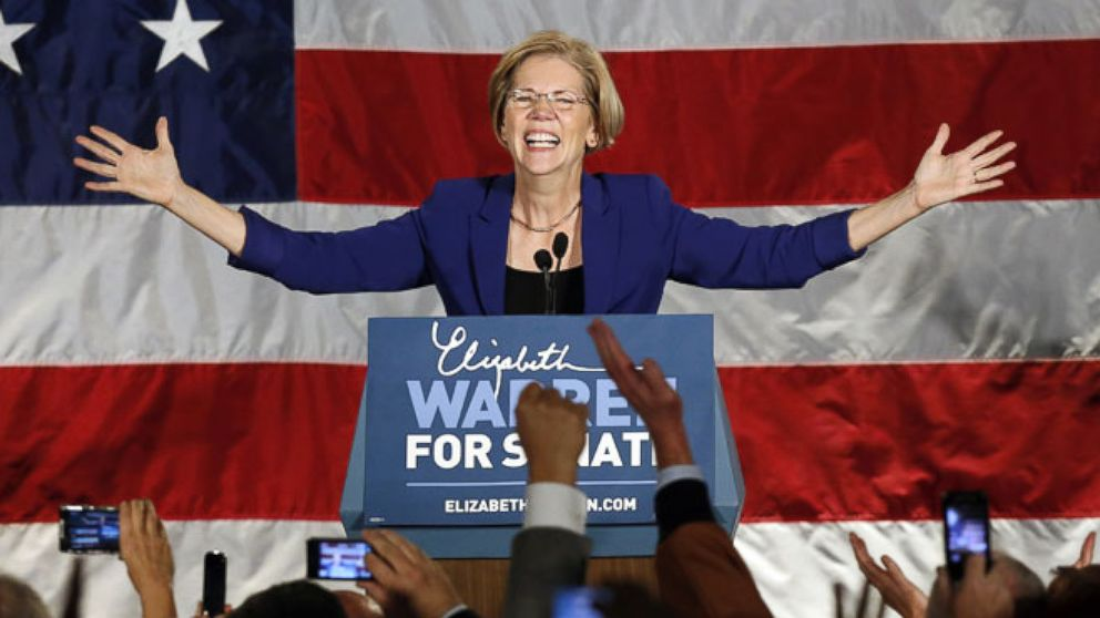 VIDEO: Ready for Warren? Well, Even if You Are, the Democratic Senator Says Shes Not