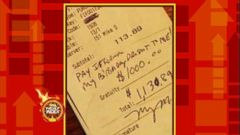 VIDEO: NY Diner Leaves $1,000 Tip