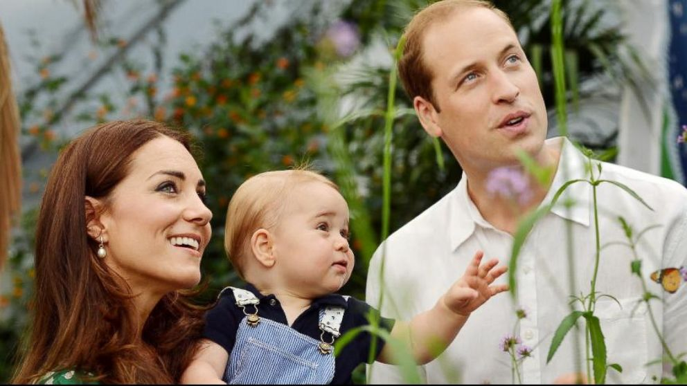 Happy 1st Birthday, Prince George!