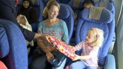 VIDEO: Airline Finds Best In-Flight Toys for Kids and Its Not an iPad