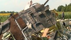 VIDEO: Malaysia Airlines Wreckage Could Provide Evidence