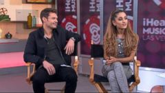 VIDEO: The two superstars dish about the upcoming, star-studded iHeart Radio Festival.