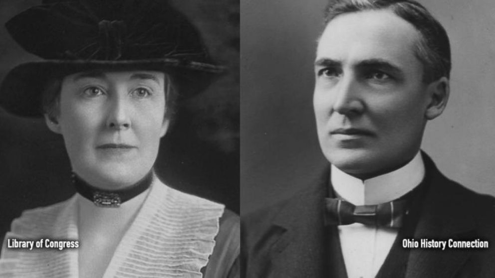 VIDEO: Lust For Power: Trove of President Warren Hardings Love Letters Reveal Steamy Affair
