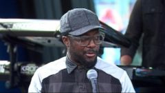 VIDEO: Will.i.am Discusses the Release of His Debut Solo Album