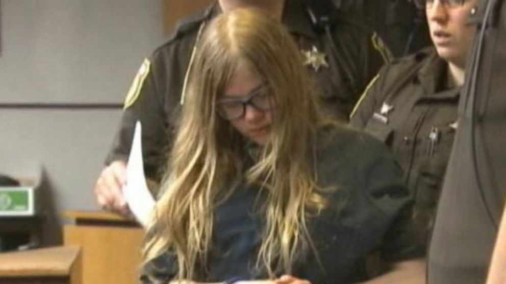 wisconsin slender man stabbing accused attacker judged mentally unfit for trial video   abc news