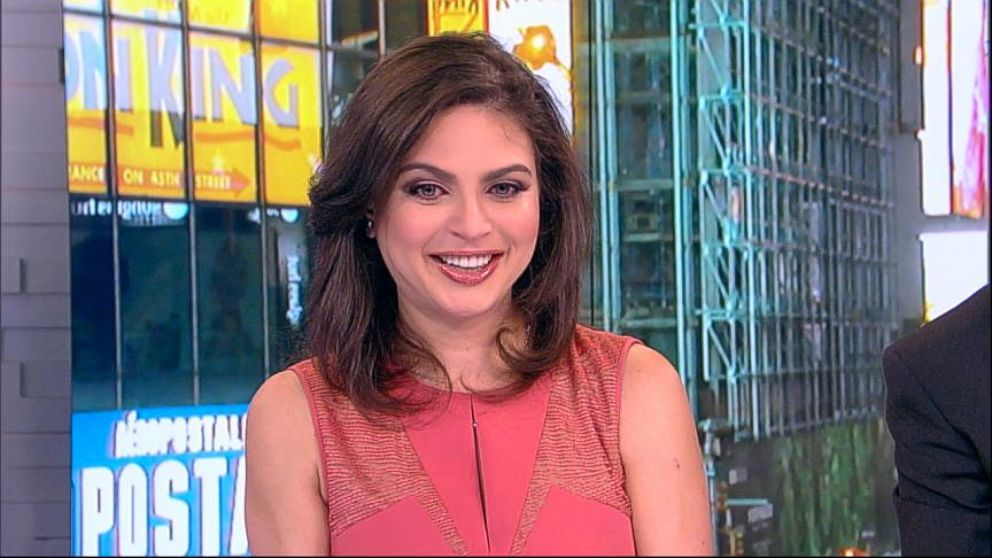 Good Morning America Saturday Cast 2013 : Bianna golodryga says goodbye to good morning america
