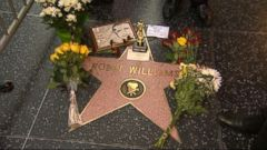 VIDEO: The World Reacts to Robin Williams Death