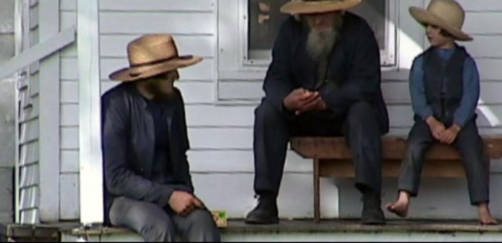 VIDEO: Abducted Amish Girls Returned Home Safely