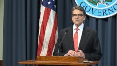 VIDEO: Rick Perry Calls Abuse of Power Charges a Farce