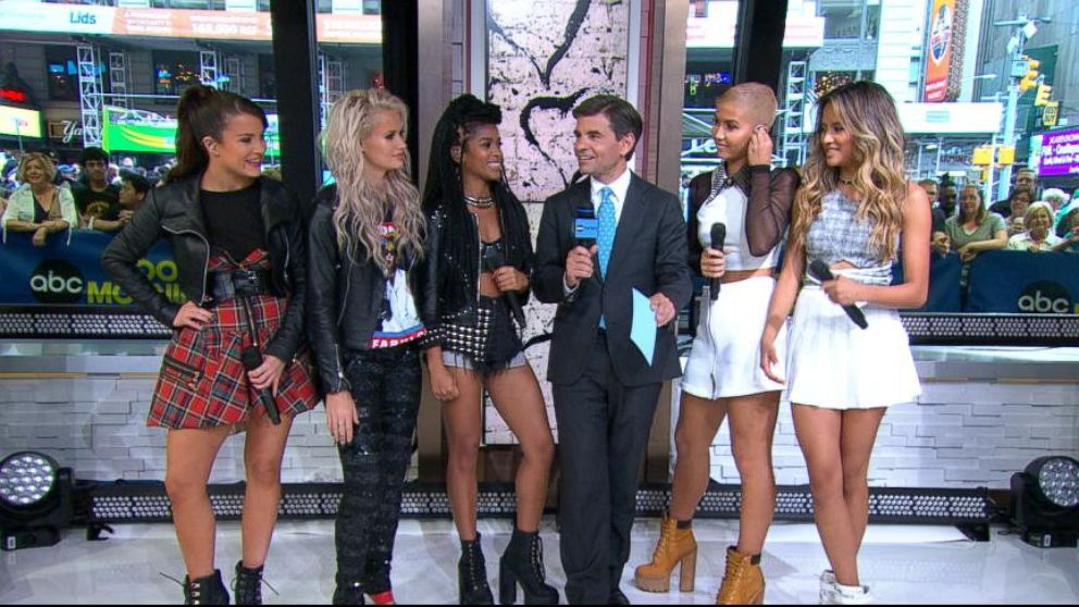 Meet the Ladies of Hot New G.R.L. Group