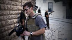 VIDEO: GMA 8/20: ISIS Execution Video of James Foley Prompts White House Response