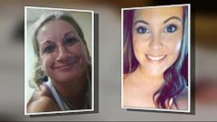 VIDEO: Joelle Lockwood and Kristy Kelley disappeared within weeks of one another under similar conditions.
