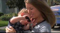 VIDEO: Mother Desperately Pleas For Help to Save Her Child Locked in Hot Car