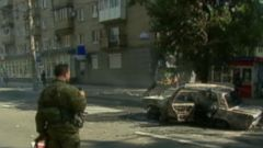 VIDEO: Ukrainian officials claim Russian forces have control of the southeastern part of the country.
