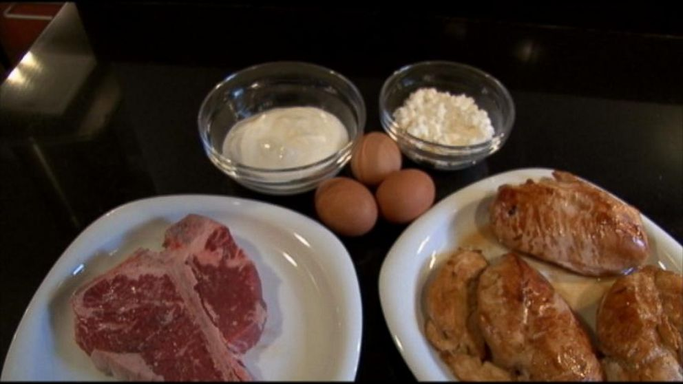 VIDEO: Low-Carb Diet Trumps Low Fat in Weight-Loss Study