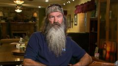 VIDEO: Phil Robertson Releases New Book Un-PHILtered