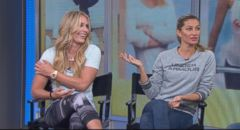VIDEO: Lindsey Vonn and Gisele Bundchen Promote the I Will What I Want Campaign