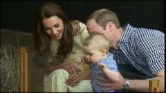 VIDEO: As with her first pregnancy, the Duchess of Cambridge is being treated for hyperemesis gravidarum.