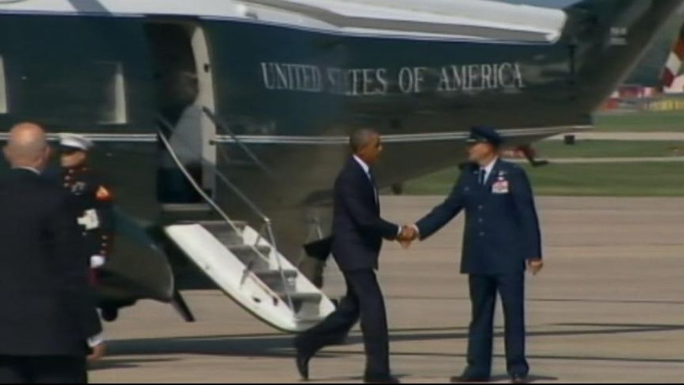 VIDEO: Obama Heads to Congress to Gain Support of ISIS Strategy