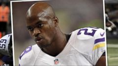 VIDEO: NFL Star Adrian Peterson Charged With Child Abuse
