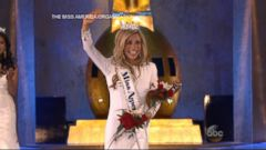 VIDEO: GMA 9/15: Miss America 2015 Winner Crowned