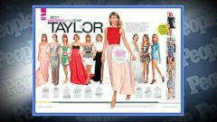 VIDEO: Taylor Swift Named People Magazines Best Dressed of 2014