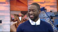 VIDEO: Dwayne Wade Talks About His Wedding Day and the Upcoming Season