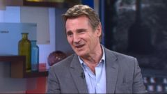 VIDEO: Liam Neeson Discusses New Movie, A Walk Among the Tombstones