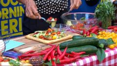 VIDEO: The Chew Chefs Tackle Festive Cooking with New Book