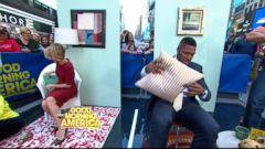 VIDEO: GMA Anchors Take Part in the Flea Market Fabulous Challenge