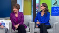 VIDEO: Judge Judy on What Would Judy Say?