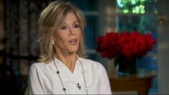 VIDEO: Jane Fonda on Why She Wanted the Part in This Is Where I Leave You