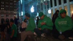 VIDEO: iPhone 6 Launches, Samsung Taking Preorders for Galaxy Note 4