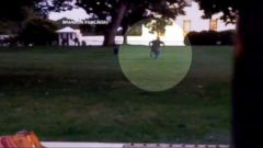 VIDEO: White House Fence Jumper Arrested